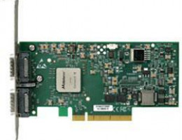 MNEH18-XTC ConnectX™ EN, Ethernet Network Interface Card, Single Port 10GBASE-CX4, PCIe 2.0 x8 2.5GT/s, MemFree, tall bracket, RoHS R5 Compliant (Eagle EN, 1-Port)