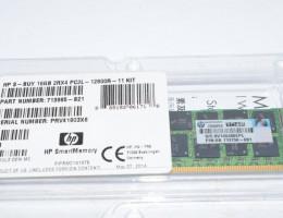 713985-S21 16GB 1600MHZ PC3-12800 ECC REGISTERED DDR3