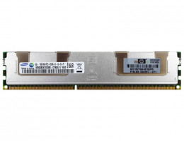 500207-071 16GB (1x16GB) Quad Rank x4 PC3-8500 (DDR3-1066) Registered CAS-7 Memory Kit