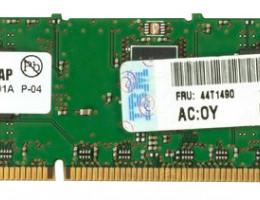 43X5044 1Rx8 1GB PC3-10600R DDR3 ECC Reg