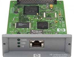 J7997G Jetdirect 630n IPv6 Gigabit Print Svr iPv4 (10/100/1000tx, EIO)