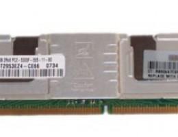 416471-001 1GB PC2-5300 FBDIMM для BL680c G5, BL460c Series