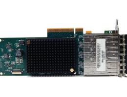 00RX863 2CE3 4-port 10 GbE EN15 SR PCIe3