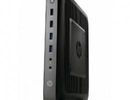 F5A56AA HP t620  AMD GX-217GA, 1650 МГц, 4096 Мб, без HDD, 16 Гб SSD, Radeon HD 8280E, 1000 Мбит/с, HP ThinPro