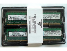 39M5818 1GB PC2-3200 (2x512MB) ECC DDR2 Non Chipkill SDRAM RDIMM