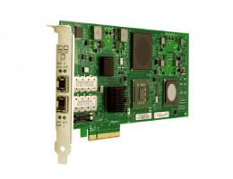 QLE8042-SR-CK 10Gb DP FCoE CNA, x8 PCIe, LC multi-mode optic