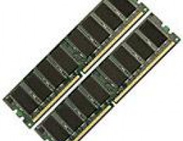 408850-B21 1GB Reg PC2-5300 DDR2 2x512Mb single Kit