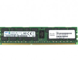 UCS-MR-1X162RY-A 16GB PC3-12800 1600MHZ 1.35V REGISTERED ECC – 2RX4 CL11 DDR3