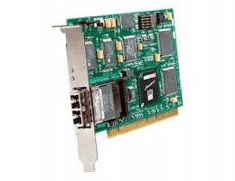 LP9000-T1 1Gb/s FC,64bit, 66MHz PCI, Copper DB9GbIC interface