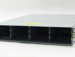 AJ747-62001 StorageWorks 2012i Dual Controller iSCSI Modular Smart Array (up to 12x3.5 SAS, inc 2 Cntr (1Gb cache) with 2xGbE(RJ45))