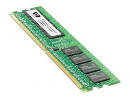 715284-001 16GB 1600MHz, PC3L-12800R-11, DDR3, dual-rank x4, 1.35V, registered dual in-line memory module (RDIMM)