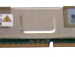 398706-551 DIMM 1Gb PC2-5300F DDR2-667ECC REG FBD for Workstations