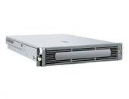 AE449A DL380-3.4G Storage Server Base Model (Proliant DL380G4 X-3.4GHz/800MHz/2MB cache, 1GB (2*512MB) PC2-3200 SDRAM, 2*NC7782 Gigabit LAN, SA6i with 128MB BBWC, 2*36GB 15k rpm SCSI HDD, DVD, FDD, iLO Port with Advance License Pack, Windows Storage Server 20