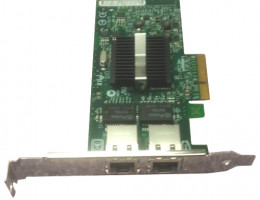 EXPI9402PT Pro/1000 PT Dual Port Server Adapter i82571EB 2x1Гбит/сек 2xRJ45 LP PCI-E4x