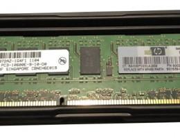 500668-B21 1GB PC3-10600 DDR3-1333MHz ECC