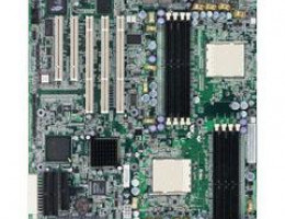 HDAMAI-F AMD8131 Dual S940 8DualDDR400 4SATARAID U133 3PCI-X 2PCI SVGA 2xGbLAN E-ATX 1000Mhz