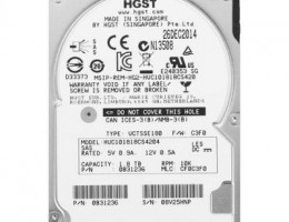 "HUC101818CS4204 1.8TB 10K 2.5"" SAS 12Gb"