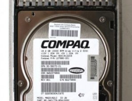 BD018122C9 18GB 10K Ultra2 SCSI Hot-Plug