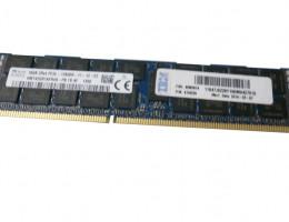 46W0672 16GB 2Rx4 1.35V PC3L-12800 ECC DDR3-1600 RDIMM