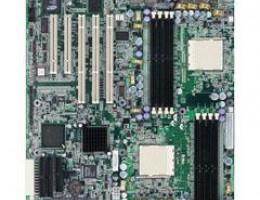 HDAMAI-I AMD8131 Dual S940 8DualDDR400 4SATARAID U133 3PCI-X 2PCI SVGA 2xGbLAN IPMI E-ATX 1000Mhz