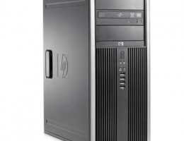 WB654EA 8000 Elite CMT Core2Duo E8500,2GB DDR3 PC3-10600(dlchnl),320GB SATA HDD,DVD+/-RW,keyboard,mouse, GigLAN,DOS