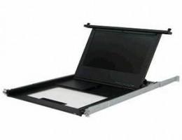 """17233RX 1U 15"""" Flat Panel Monitor Console Kit"""