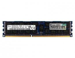 708641-B21 16GB 2Rx4 PC3-14900R-13 REG