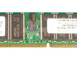33L5039 1024MB SDRAM PC2100 ECC DDR Reg для серверов xSeries 235.345