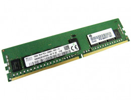 864707-591 16GB (1x16GB) 1RX4 PC4-21300 DDR4-2666V-R ECC Registered Memory Module