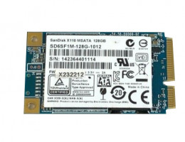 SD6SF1M-128G-1012 128gb SSD mSATA X110