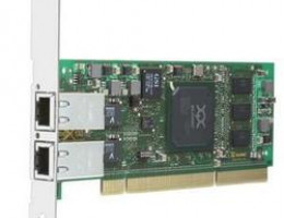 QLA4052C-CK 1Gb DP iSCSI HBA, 133MHz PCI-X, RJ-45 copper