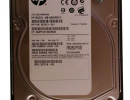 "MB1000FAMYU 1Tb (U300/7200/16Mb) 6G Dual Port SAS 3,5"""