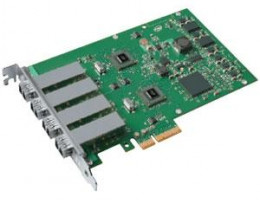 EXPI9404PFBLK 882888 Pro/1000 PF Quad Port 1000Base-SX 4x1GB/s Fiber Channel PCI-E4x