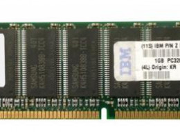 38L4050 1024MB PC3200 CL3 ECC DDR UDIMM IS6220/IS6230.x206.x306