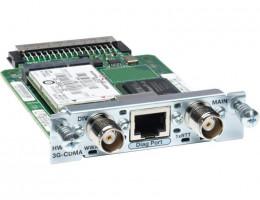 HWIC-3G-CDMA-S= 3G HWIC Sprint EVDO Rev A/ 0/ 1xRTT 800/ 1900MHz, IOS 15.0 (1) M1