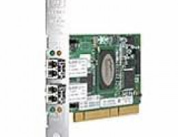 AB467A Host Adapter for Windows Server 2003 64-bit, Integrity servers, 1 channel 2Gb PCI-X