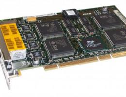 501-5406 Сетевая Карта X1034A Quad Port Fast Ethernet Adapter i21154BE 4x1000Мбит/сек 4xRJ45 PCI/PCI-X (501-4366)
